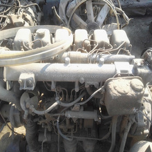 Used Mitsubishi 6D24 Diesel engine assembly for sale