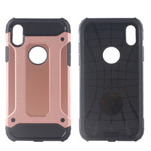 For iPhone 8 Case, TPU PC Hybrid Drop Protect Phone Case for iPhone x,super armour case for iphone x