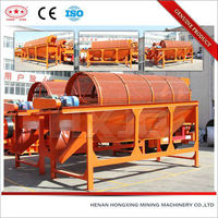 Gold mining equipment trommel