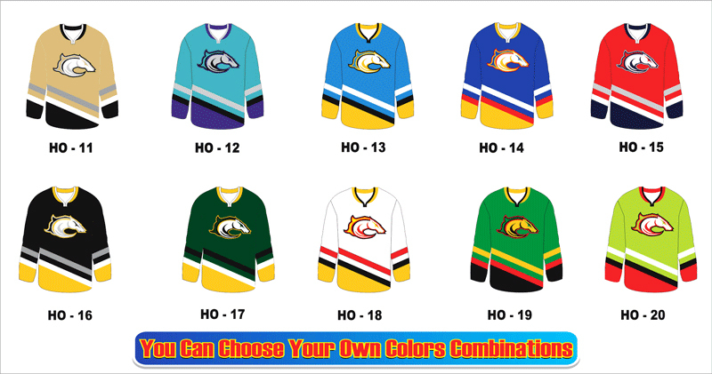 High Quality cheap custom Sublimation Ice Hockey Jerseys/cheap hockey gear