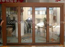 Germany IV68 Series wood bifold doors