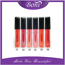 High Quality Professional Cosmetic 12 Color Gorgeous Lipsticks Lip Gloss Makeup