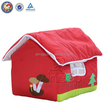 Insulated Dog House & Dog Bounce House & Large Metal Dog House