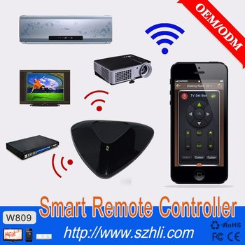 2016 New Smart Home System, Can Open Your Air Conditioner Before Go Home via Cellphone APP, Wifi Network Smart Remote Controller