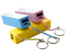 Promotional gift power bank iphone5c fit for mobile phone
