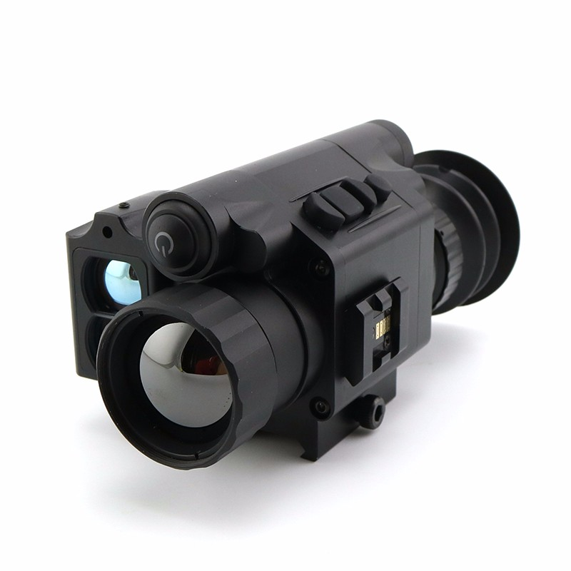 50Hz 2.1x Optical Zoom 800*600 Thermal Imaging Monocular Scope, Automatic calibration