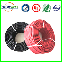 China supplier solar solar cable 1.5mm2 2.5mm2-35mm2 for home solar system