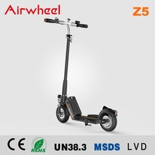 Airwheel Z5 folding electric scooter new products self-balancing scooter
