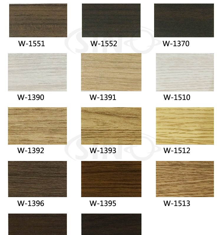 Wholesale PVC Wooden Grain Texture Effect Self Adhesive Wood Vinyl Film