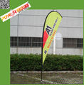 advertising teardrop flag for outdoor