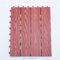 LYW Brand new wpc outdoor waterproof laminate decking/ flooring