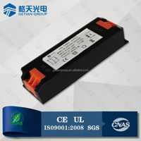 CE RoHS approved 40w 1500ma triac dimmable led driver