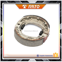 Lowcost good motor spare part of brake shoe scrap