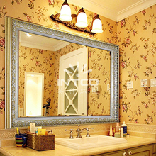 INTCO American style wall mirror for home decor