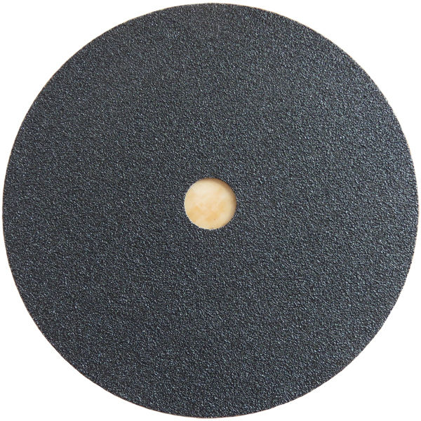 silicon carbide vulcanized paper backing fiber disc