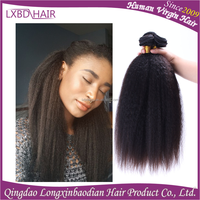 8-32 inch hairstyles for thin hair, indian afro yaki human hair virgin cuticle remy hair extensions