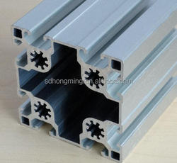 industrial aluminum extrusion profiles with amazing company profile design