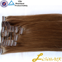 China Supplier Hot Selling Silky Soft Good Feedback 100% human remy hot clip sex