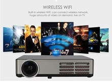 Holographic projector full hd 3d led projector
