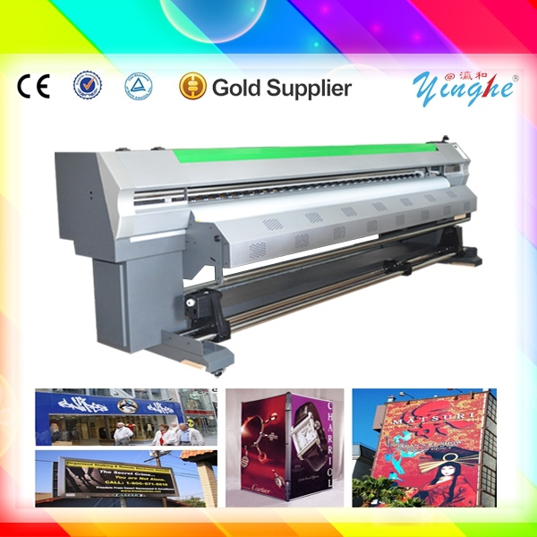 Factory Wholesale large format giclee eco solvent printer