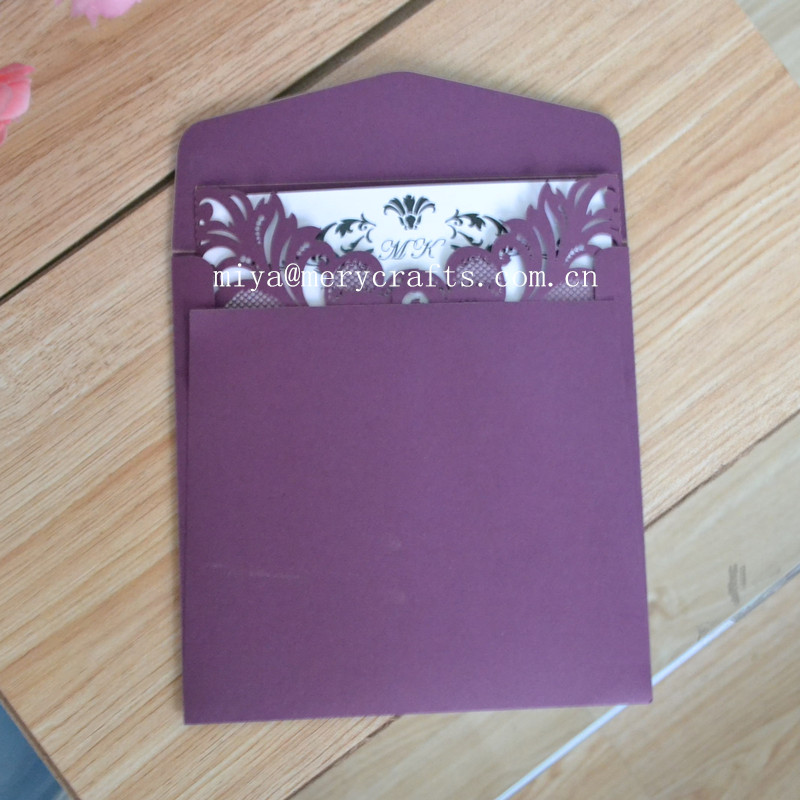 How To Address Wedding Gift Envelope : Gifts Envelope/invitations Envelopes Laser Cutting Envelope Wedding ...