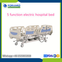 Five Function Electric Hospital Bed Medical