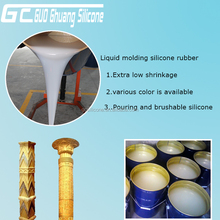 high quality liquid silicone rubber to make molds for urethane casting