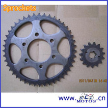 SCL-2013010207 Motorcycle Sprocket For PULSAR DTSI Spare Parts