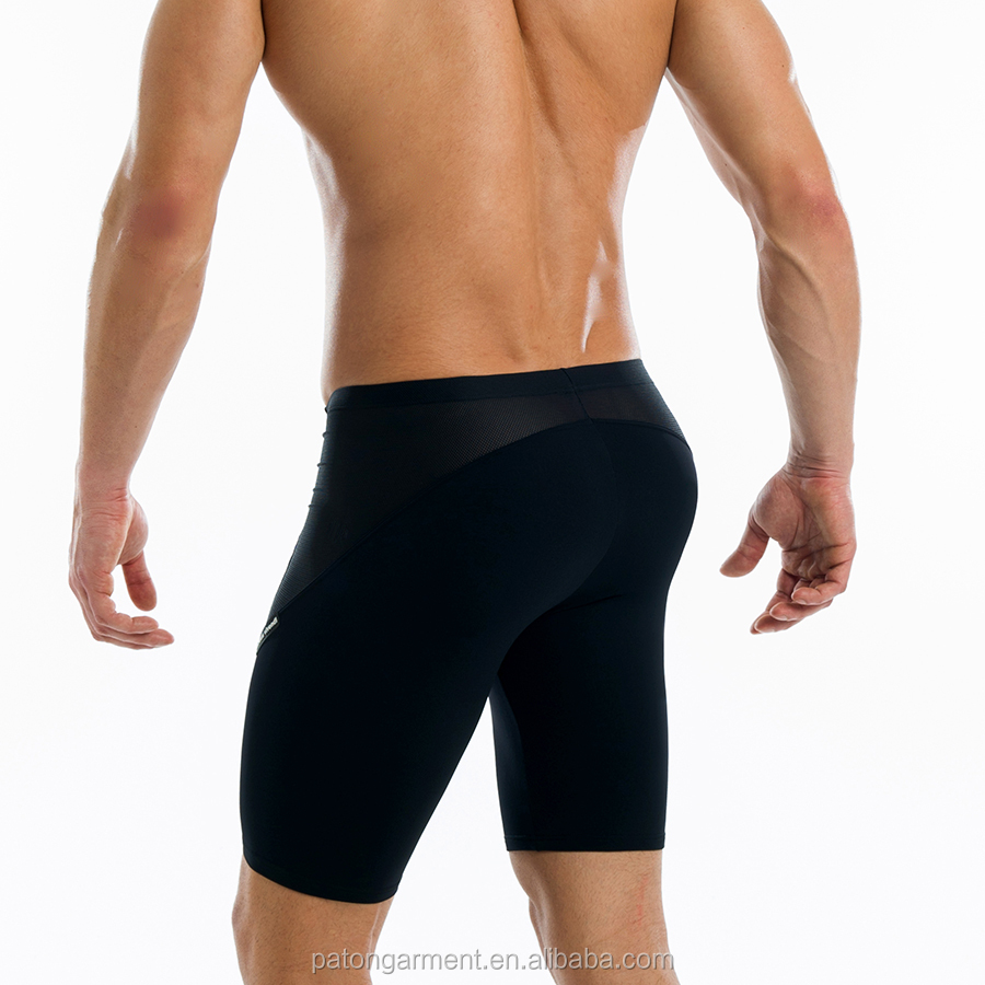 Wholesale mens Active Short Meggings second-skin fit sports gym wear underwear shorts