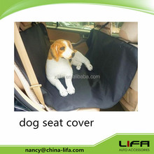 oxford fabric dog seat cover/pet car seat cover/dog mat