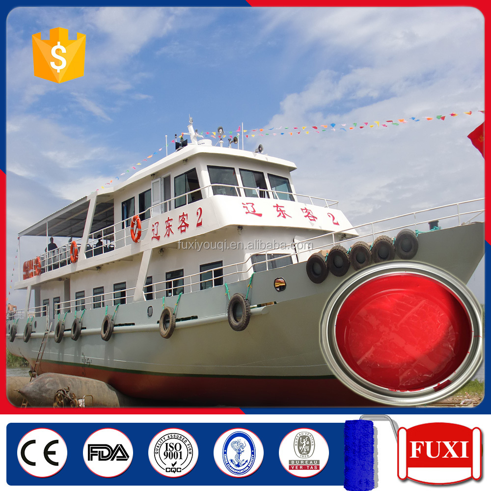 High quality Different Colors Alkyd Deck Ship Oil Anticorrosive Paint