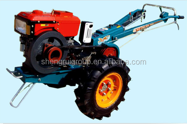 best price 18hp walking tractor/mini agricultural equipment