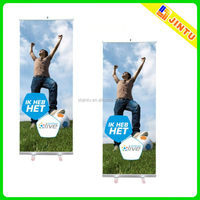 standing roll up spring up banners