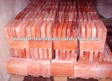 Premium Quality Pink Solid Crystal Himalayan Rock Salt Bricks
