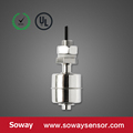 Soway PP signal/ multipoint vertical type float level switch for various tanks