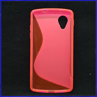Nexus 5 Cover S Line Tpu Case For LG Nexus 5