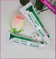Aluminum Laminated Toothpaste Tube/flip cap toothpaste tube/wholesale empty toothpaste tube