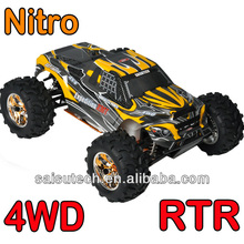 1/10 Scale rc nitro powered off road Truck sst1988pro