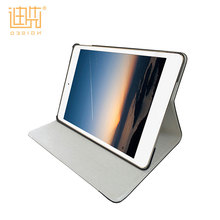 The whole body protective custom style / color pu leather 7 inch tablet case with stand for kids