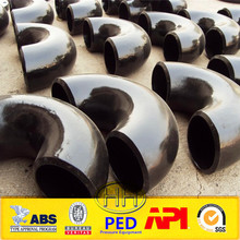 ASTM A234 WPB Sch40 carbon steel pipe elbow