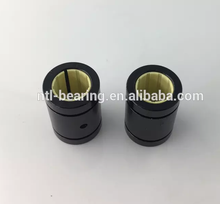 Plastic linear bearing self lubrication linear guide <strong>brush</strong> bearing LIN-02R-30 LIN-02R series