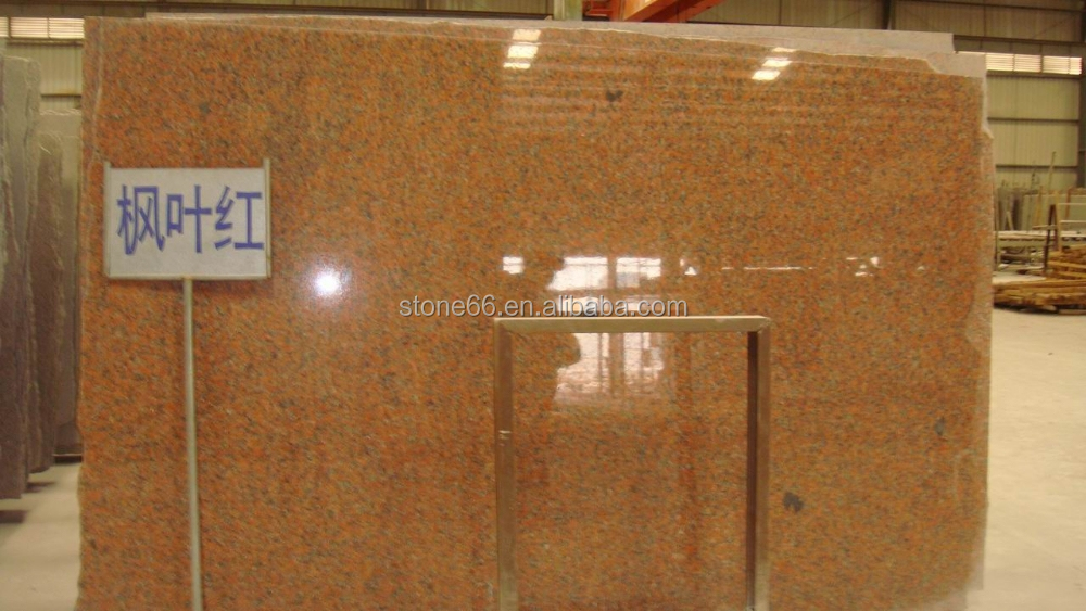 Maple Red G562 Cheap Granite Wholesale Paving Stones