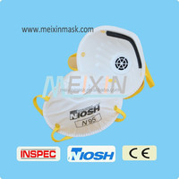 original Meixin industrial face mask N95 ( all meixin safety products we can supply)