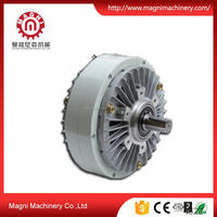 Electromagnetic clutch for woodworking Machine
