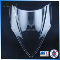 super quality GSXR1300 08-09 motorbike windshield