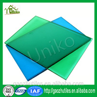 recyling antioxidant pc material plastic roofing sheets
