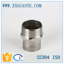 SUS 304 Socket Weld Reducing Coupling Pipe Fitting
