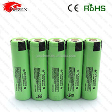 Newest stylish 3.7v ncr18650 pf lithium battery