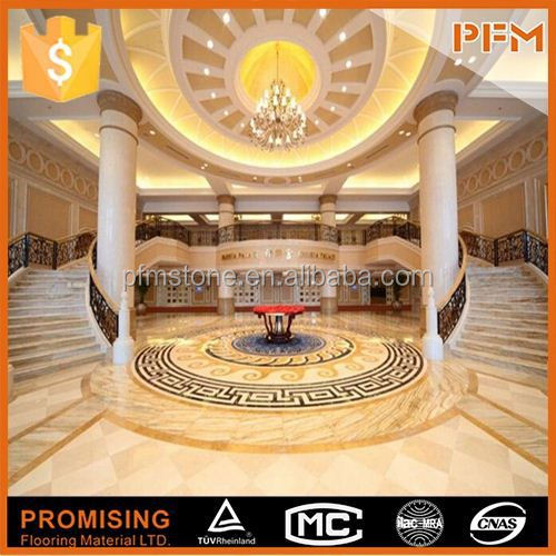fashion luxury top grade popular stairs grill design ceramic tile stairs marble gallery