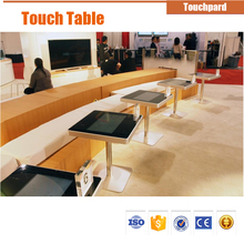New flexible lcd touch screen built in computer interactive table